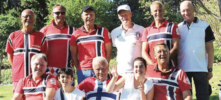 Norske golfere hjelper handicappede og vanskeligstilte barn og unge