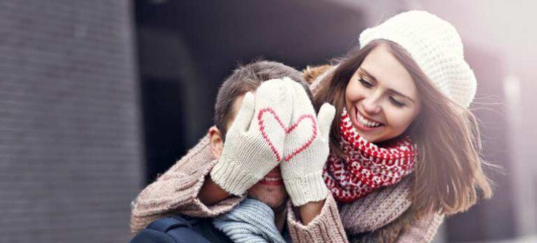 De fem beste destinasjonene for å feire Valentine's Day