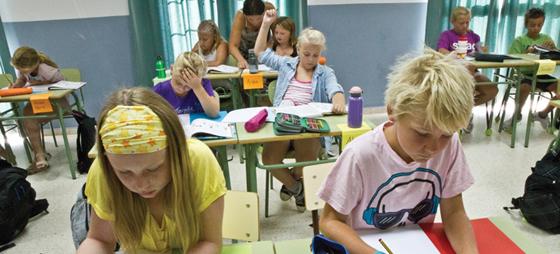 Norsk, spansk eller internasjonal skole?