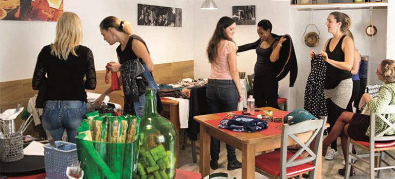 Don't waste fashion – bytt til deg nye klær
