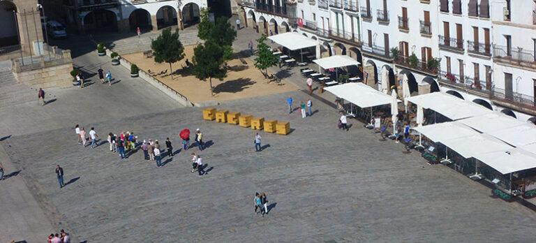 Cáceres – en helt unik by