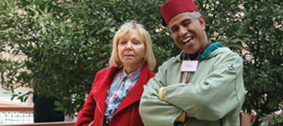 Fantastisk vårtur til Marokko