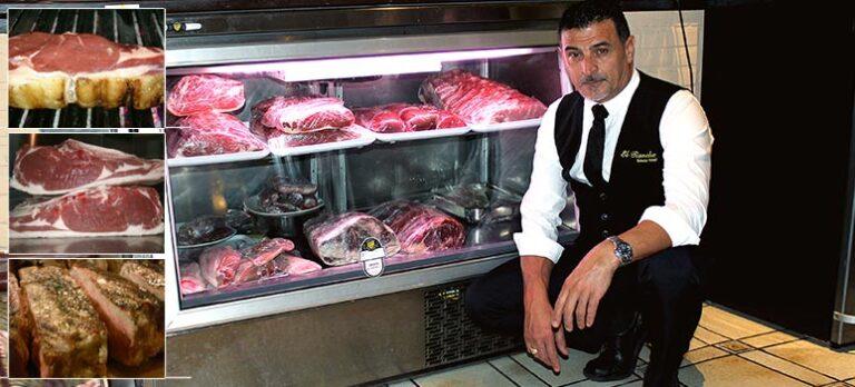 Asador El Rancho de Salva er mye mer enn et eldorado for de som elsker kjøtt