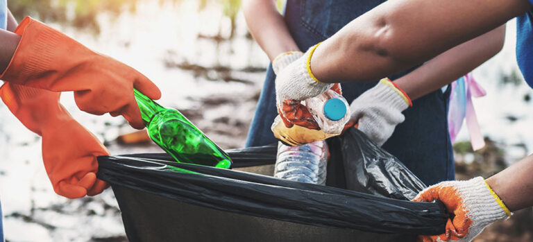 Søppelinnsamling – befri din by for avfall