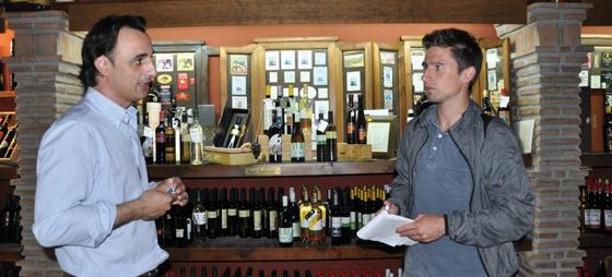 Et møte med vinen