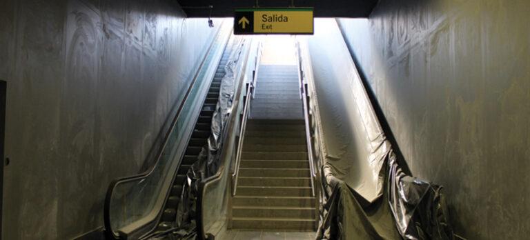 Metro-byggingen i Málaga tilbake på sporet