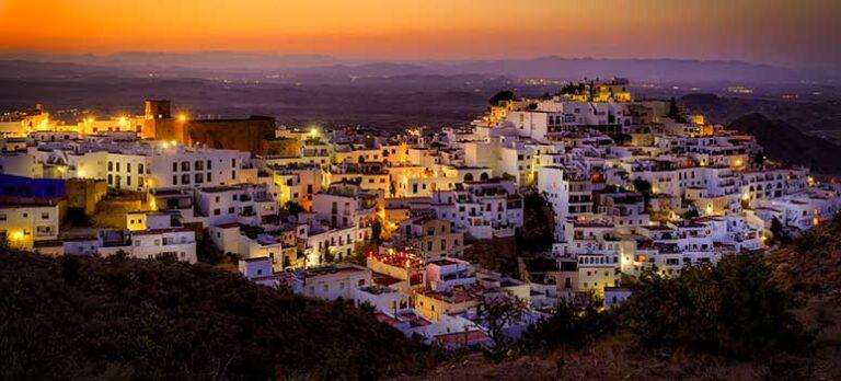 Mojácar – en av Spanias vakreste landsbyer