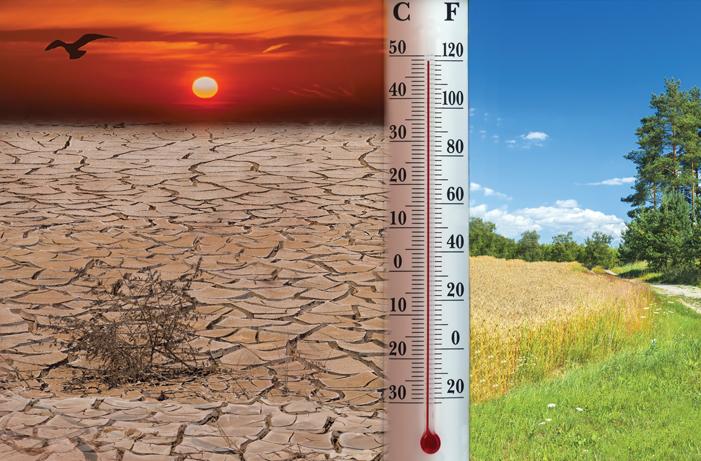 Voxpop – Hva mener du om global oppvarming?