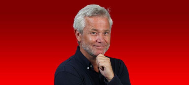 Nicolai Prydz foreller om sin bok 'Startup-Helvete'