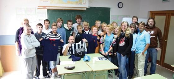 Den Norske Skolen december 2009
