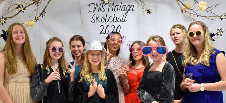 Den Norske Skolen: Ball 2020