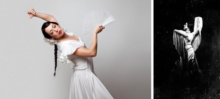 Den omreisende flamencodanserinne
