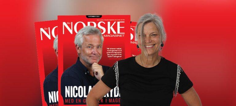 Velkommen til Det Norske Magasinets september-utgave 2020!