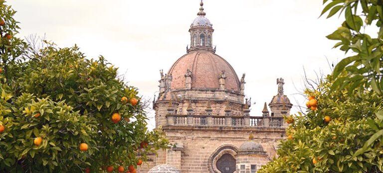 Den andalusiske appelsinen
