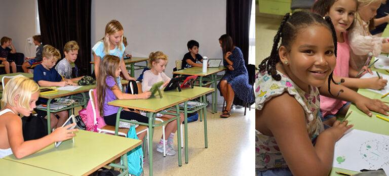Tverrfaglige prosjekt er i ferd med å bli hverdagen på Den Norske Skolen