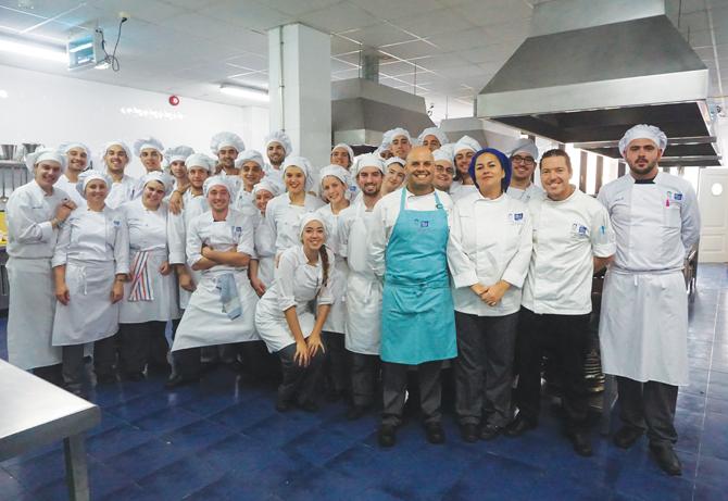 Sabor a Málaga: Kokkeskole med smak av Málaga