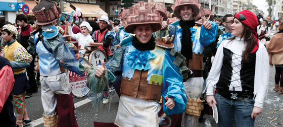 Karnevalet i Cádiz – et must for festelskere