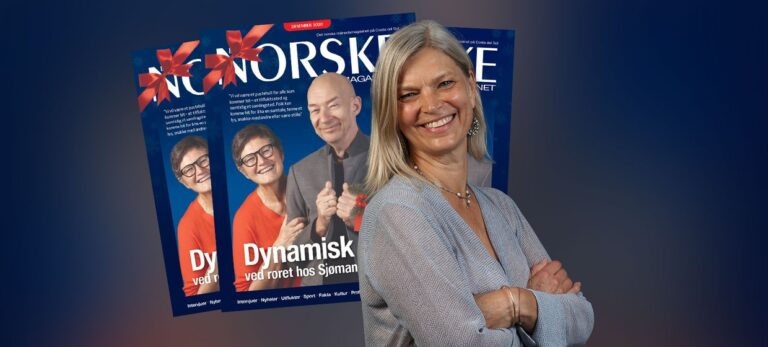 Velkommen til Det Norske Magasinets desember-utgave 2020!