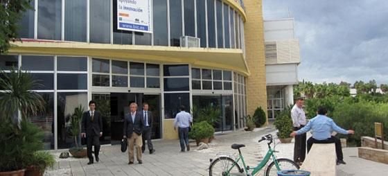Virkeliggjør gründerdrømmen i Málaga  – innovasjonssenteret BIC Euronova hjelper deg på vei
