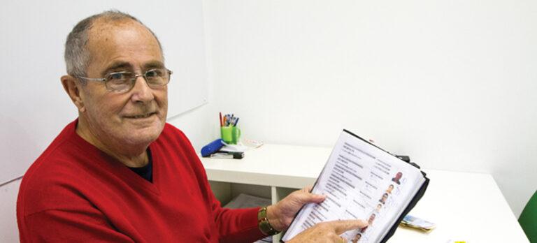 Han har skaffet 30 arbeidsledige spanjoler arbeid i Norge