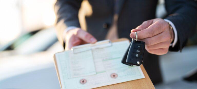Registrering av biler i Spania