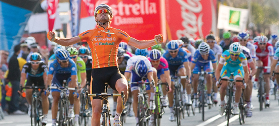 Opplev årets Vuelta a España i Andalucía