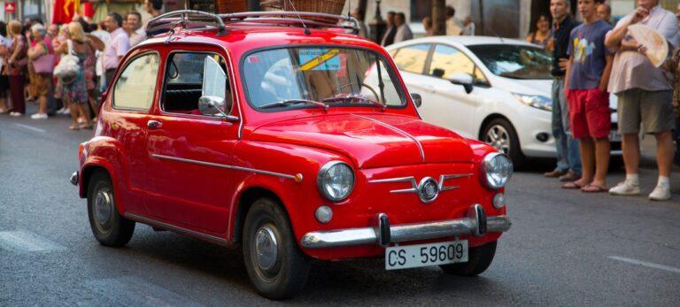 Hele Spanias Seat 600