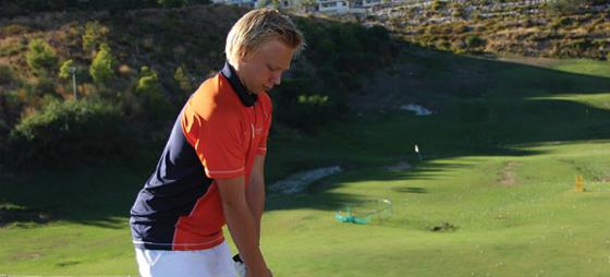 Unikt golftilbud på Den norske skolen
