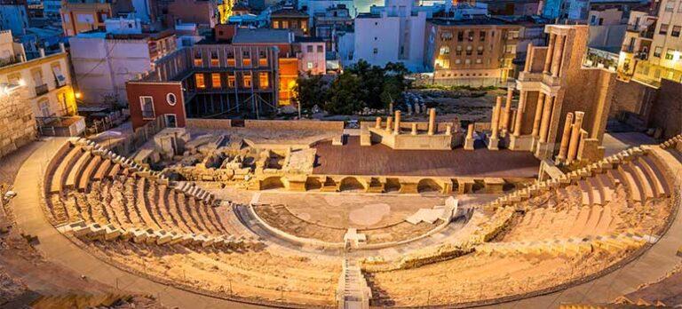 Utflukt til Cartagena