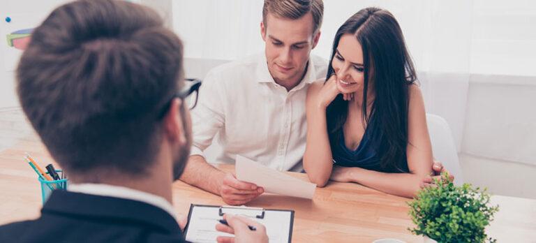 Velg de rette partnere ved bolighandel