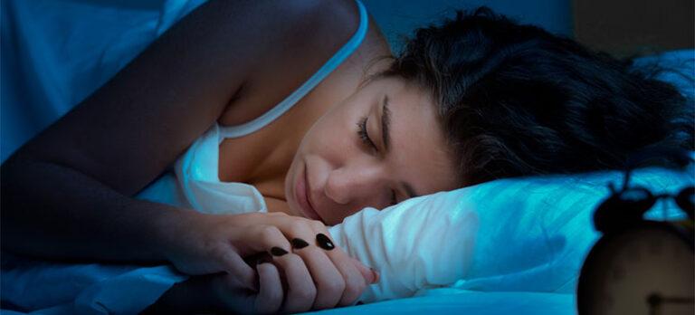 Sov godt om natten – bli glad om dagen