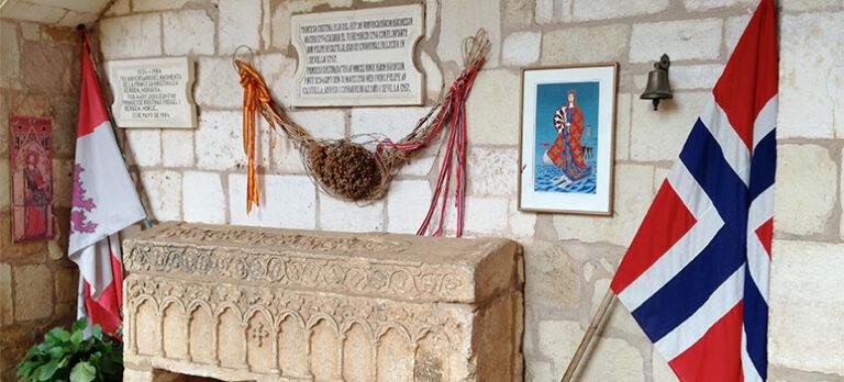 El Camino de San Olav Veien – og målet