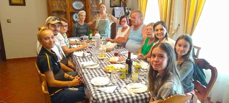 På 'turisttur' i det autentiske Spania – en gastronomisk opplevelse i Alfarnatejo