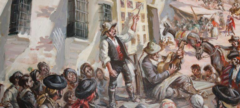 Bandolero-museet i Ronda – De lovløses paradis