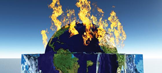 Klimakrise med voksesmerter