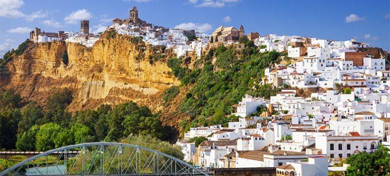 10 favoritter i Andalucía og Costa del Sol