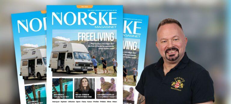 Velkommen til Det Norske Magasinets mai-utgave 2020!