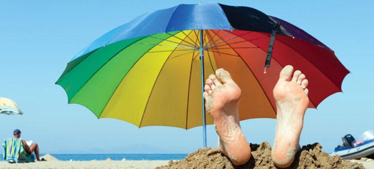Sol, sommer og smaken av Middelhavets havsalt på leppene