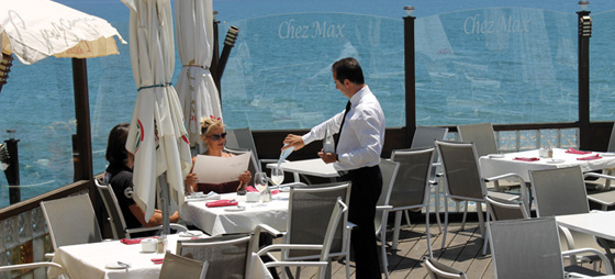 Chez Max – nytt image tiltrekker flere skandinaviske gjester