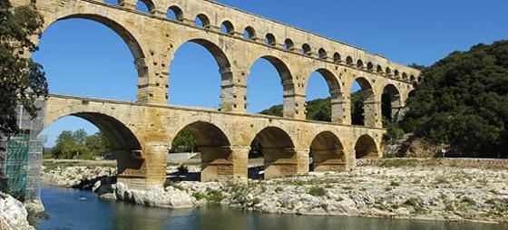 Opplev historiske monumenter i Sør-Frankrike