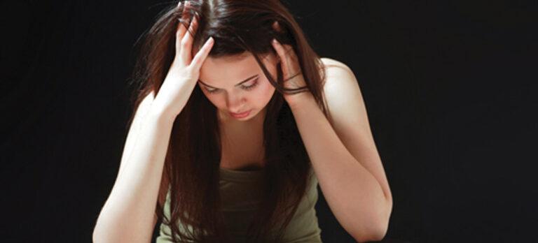 Depresjon og tristhet