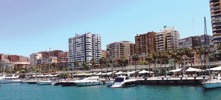 Forfriskende sommerdag i Málaga