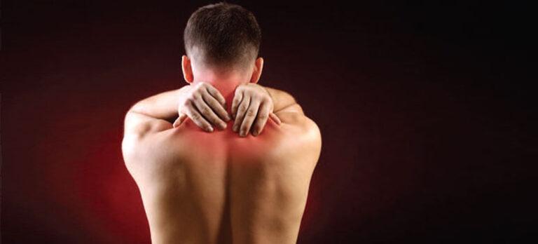 Smerte i nakke og hode