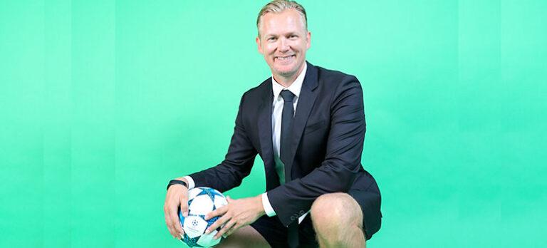 En norsk fotball-proff i Spania – vi møter André Schei Lindbæk
