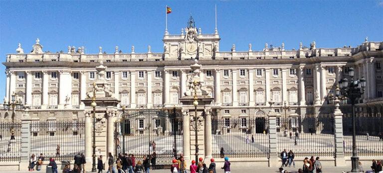 Madrid på en dag