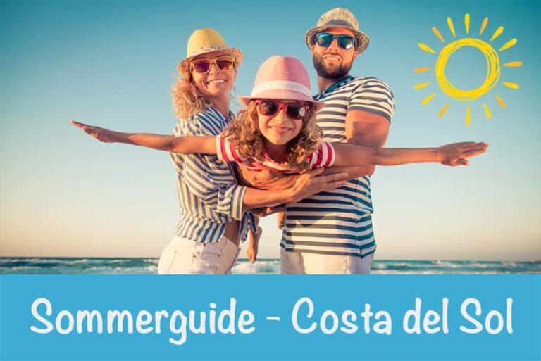 Sommerguide 2019 - costa del Sol