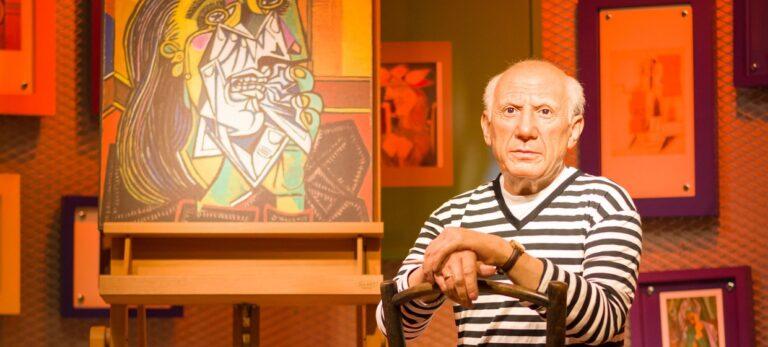 Picassos liv sett gjennom Kunst, kjærlighet og slagene mellom