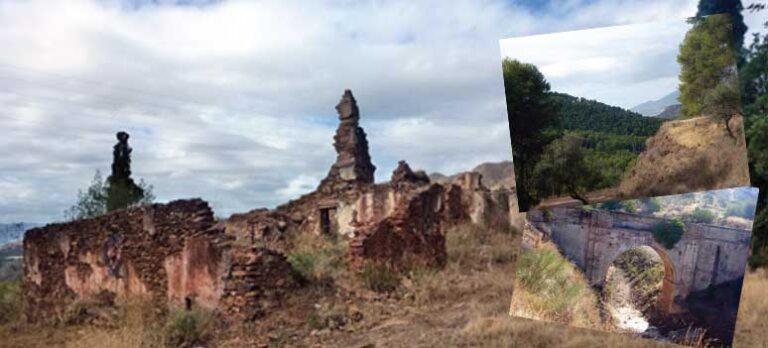 Acueducto de San Telmo – et monument fra den gang Málaga tørstet