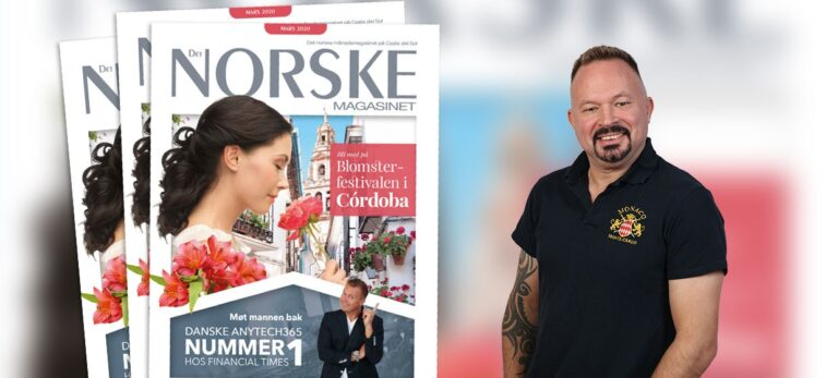 Velkommen til Det Norske Magasinets mars-utgave 2020!