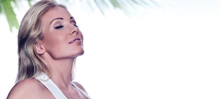 7 trinn til et sunnere liv – Trinn 3 – Pust inn